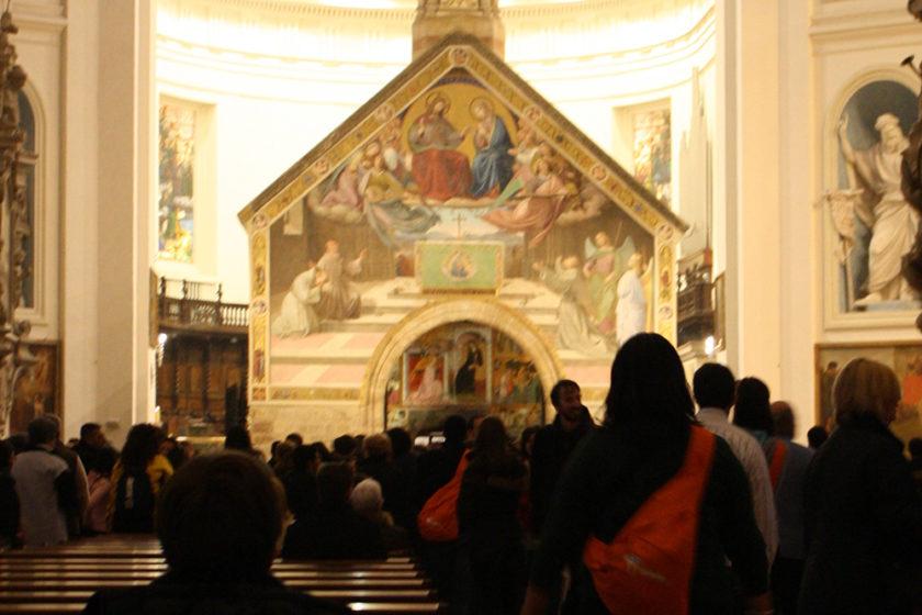 Indulgenze Plenarie Calendario.Il Perdono Di Assisi Mgf Sicilia